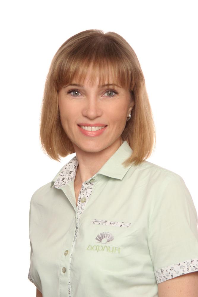 Синева Наталья Юрьевна