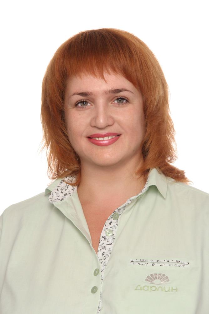 Волкова Оксана Юрьевна