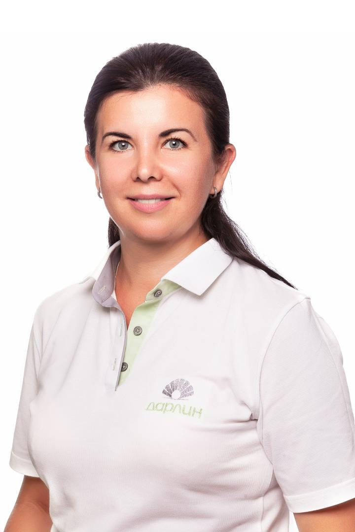 Ярмоленко Алина Алексеевна детский стоматолог