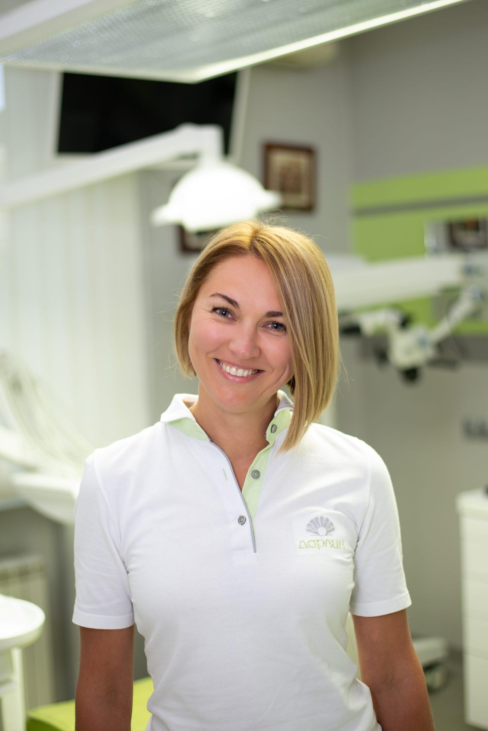 Даниловская Оксана Юрьевна